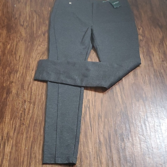 Lauren Ralph Lauren Pants - Lauren Gray Slim Pants